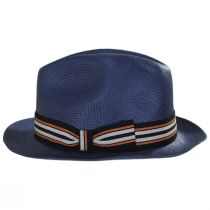Orleans Toyo Straw Fedora Hat alternate view 7