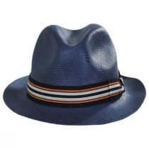 Orleans Toyo Straw Fedora Hat alternate view 22