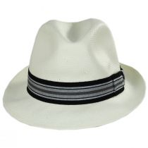Orleans Toyo Straw Fedora Hat alternate view 2