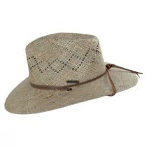 Terrace Seagrass Straw Outback Hat alternate view 3
