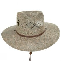 Terrace Seagrass Straw Outback Hat alternate view 6