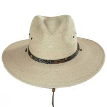 Cumberland Palm Leaf Straw Aussie Hat alternate view 2