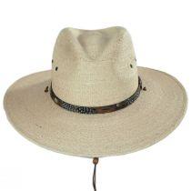 Cumberland Palm Leaf Straw Aussie Hat alternate view 6