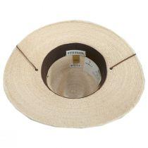 Cumberland Palm Leaf Straw Aussie Hat alternate view 8