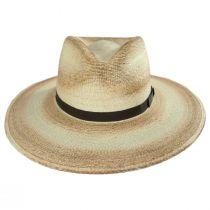Sandy Bay Palm Leaf Straw Outback Western Hat alternate view 10
