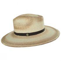 Sandy Bay Palm Leaf Straw Outback Western Hat alternate view 11