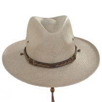 Vance Panama Straw Aussie Hat alternate view 2
