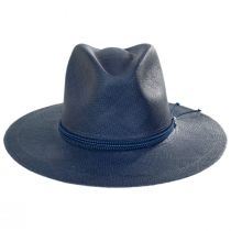 Four Points Crossover Panama Straw Fedora Hat alternate view 6