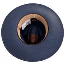 Four Points Crossover Panama Straw Fedora Hat alternate view 8