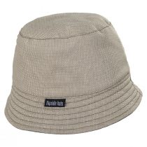 Reversible Waxed Cotton Bucket Hat alternate view 4
