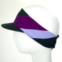 Eco Cotton Blend Stretch Visor alternate view 6
