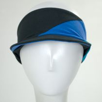 Eco Cotton Blend Stretch Visor alternate view 2