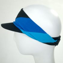 Eco Cotton Blend Stretch Visor alternate view 3