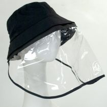 Removable Face Shield Bucket Hat alternate view 2