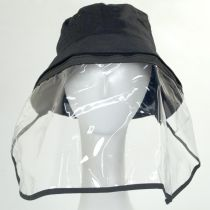 Removable Face Shield Bucket Hat alternate view 3