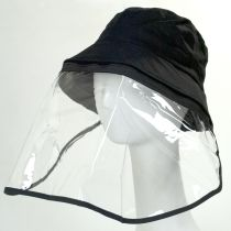 Removable Face Shield Bucket Hat alternate view 4