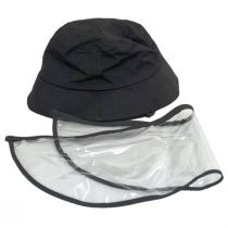 Removable Face Shield Bucket Hat alternate view 5