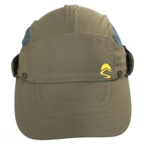 Adventure Stow Flap Cap alternate view 2