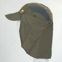 Adventure Stow Flap Cap alternate view 4