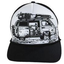 Dream Seeker Trucker Snapback Baseball Cap alternate view 2