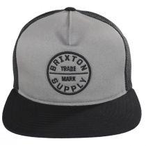 Oath III Trucker Snapback Baseball Cap alternate view 6