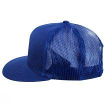 Forte Mid Pro Trucker Snapback Baseball Cap - Blue alternate view 3