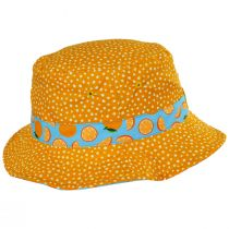 Kids' Fruit Reversible Print Bucket Hat alternate view 3