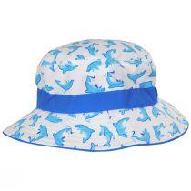 Kids' Marine Chin Cord Bucket Hat alternate view 3