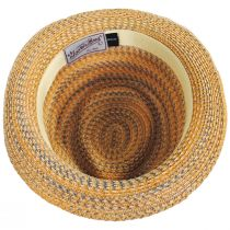Envie Toyo Straw Fedora Hat alternate view 8