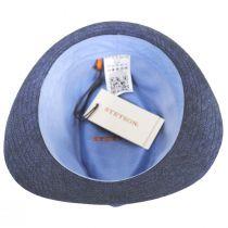 Linen Delave Trilby Fedora Hat alternate view 8