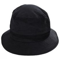B-Shield Corduroy Cotton Bucket Hat alternate view 2