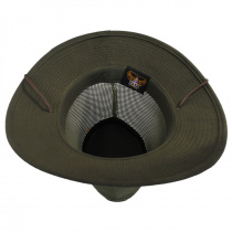 Packable Mesh Aussie Fedora Hat alternate view 13