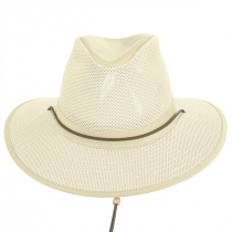 Packable Mesh Aussie Fedora Hat alternate view 43