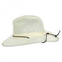 Mesh Aussie Grande Brim Fedora Hat alternate view 19