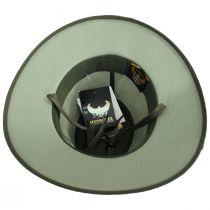 Breezer Ultralite Aussie Fedora Hat alternate view 4