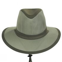Breezer Ultralite Aussie Fedora Hat alternate view 10