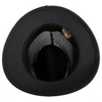 Packable Mesh Safari Fedora Hat alternate view 100