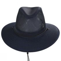 Packable Mesh Aussie Fedora Hat alternate view 71