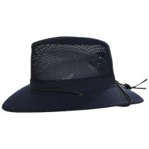 Packable Mesh Aussie Fedora Hat alternate view 128
