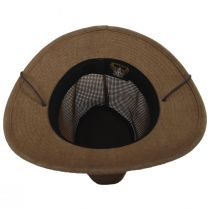 Packable Mesh Aussie Fedora Hat alternate view 101