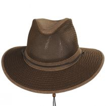 Packable Mesh Aussie Fedora Hat alternate view 115