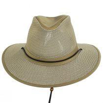 Packable Mesh Aussie Fedora Hat alternate view 103