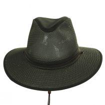 Packable Mesh Aussie Fedora Hat alternate view 91