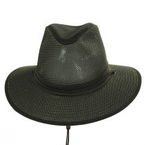 Packable Mesh Aussie Fedora Hat alternate view 119
