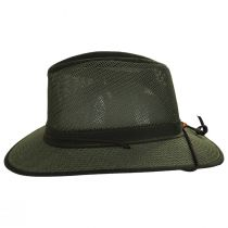 Packable Mesh Aussie Fedora Hat alternate view 120