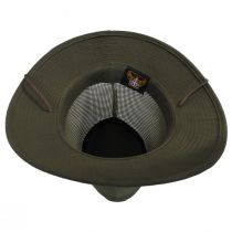 Packable Mesh Aussie Fedora Hat alternate view 121
