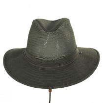 Mesh Cotton Aussie Fedora Hat alternate view 34