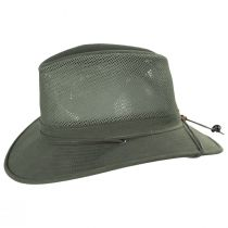 Mesh Cotton Aussie Fedora Hat alternate view 35