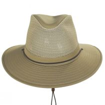 Mesh Cotton Aussie Fedora Hat alternate view 38