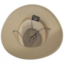 Mesh Cotton Aussie Fedora Hat alternate view 40